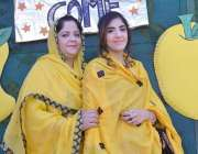 کوئٹہ: برٹش فاؤنڈیشن ہائی سکول کے زیر اہتمام مینگو ڈے کے موقع پر منعقدہ ..