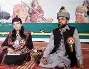 مظفر آباد: محکمہ سپورٹس یوتھ اینڈ کلچر کے زیر اہتمام کشمیر لوک میلہ ..