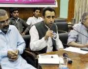 پشاور: ڈاکٹر خان تحریک کے زیر اہتمام منعقدہ سیمینار سے عابد منیر خطاب ..