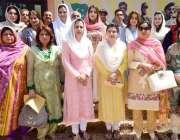 لاہور: تحریک انصاف کے صوبائی آرگنائزر کی اہلیہ مسز پروین سرور کا ضمنی ..