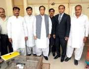 لاہور: مسلم لیگ (ق) کے سینئر مرکزی رہنما و سابق نائب وزیر اعظم چوہدری ..