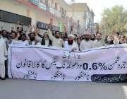 کوئٹہ: انجمن تارجران بلوچستان کے زیر اہتمام وڈ ہولڈنگ ٹیکس کے خلاف ..