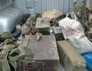 ہنگو: سینٹرل اورکزئی ایجنسی میں سیکیورٹی فورسز اور حساس اداروں کی کاروائی ..