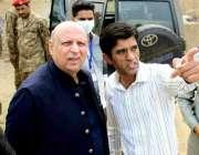 لاہور: تحریک انصاف پنجاب کے آرگنائزر چوہدری محمد سرور کو ڈی سی او لاہور ..