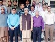 لاہور: وزیر اعلیٰ پنجاب کی ہدایت پر زلزلہ زدگان کی طبی امداد کے لیے ..