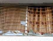 راولپنڈی: ڈھیری حسن آباد میں گیس سلنڈر دھماکے سے ایک گھر کے شیشے ٹوٹے ..