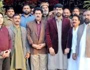 راولپنڈی: رکن پنجاب اسمبلی راجہ حنیف ایڈووکیٹ کا پی ٹی آئی چھوڑ کر مسلم ..