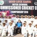 قصور: ڈی سی او سلمان غنی کا ڈویژن لیول پر انٹر سکول کمشنر کرکٹ کپ 2016ء ..