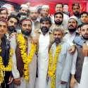 پشاور: ذوالفقار علی بھٹو کی 37ویں برسی کے موقع پر پاکستان پیپلز پارٹی ..