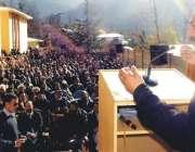 مظفر آباد: پیپلز پارٹی کے مرکزی میڈیا ایڈوائزر شوکت جاویدمیر عوامی ..