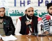 مظفر آباد: جمعیت طلباء عربیہ آزاد کشمیر کے غلام مصطفی قاضی ساتھیوں ..