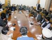 مہمند ایجنسی: فاٹا اصلاحاتی کمیٹی پولیٹیکل انتظامیہ یوتھ اسمبلی اور ..