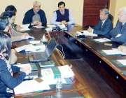 لاہور: مشیر وزیر اعلیٰ پنجاب برائے صحت خواجہ سلمان رفیق ہیپا ٹائٹس ..