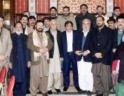 راولپنڈی: مسلم لیگ (ن) کی رکن قومی اسمبلی طاہرہ اورنگزیب کی طرف سے نو ..