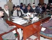 قصور: ڈی سی او محمد شاہد ڈینگی تدارک اور اس کی روک تھام کے حوالے سے تمام ..