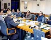اسلام آباد: چیئرمین نیب، قمر زمان چوہدری نے نیب ہیڈ کوارٹرز میں نیب ..