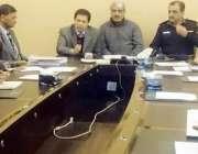 لاہور: مشیر وزیر اعلیٰ پنجابرائے صحت خواجہ سلمان رفیق میڈیکل کالجز ..