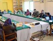کوئٹہ: کالج آف یوتھ ایکٹیوزم ایڈوکیسی اینڈ ڈویلپمنٹ (سیاد) کے زیر اہتمام ..