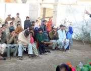 پشاور: آل پاکستان مسلم لیگ میں شمولیت کے موقع پر صوبائی صدر اورنگزیب ..