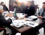 پشاور: خیبر پختونخوا کے وزیر محمود خان سوات میں جاری ترقیاتی منصوبوں ..