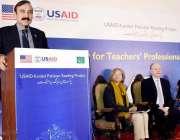 اسلام آباد: وزیر کیپٹل ایڈمنسٹریشن اینڈ ڈویلپمنٹ ڈویژن ڈاکٹر طارق ..
