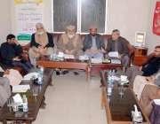لاہور: جماعت اسلامی لاہور کی نو منتخب مجلس شوریٰ کے اجلاس سے ذکر اللہ ..
