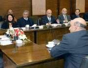 لاہور: وزیر اعلیٰ پنجاب محمد شہباز شریف پاکستان میں ورلڈ بینک کے کنٹری ..