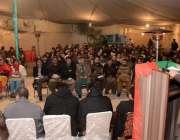 لاہور: تحریک انصاف کے انٹر پارٹی الیکشن و ممبر شپ کے لیے منعقدہ اجلاس ..