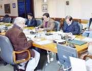 اسلام آباد: چیئرمین نیب محکمہ کے افسران اور پراسیکیوٹرز کی تربیتی ضروریات ..