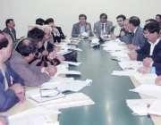 لاہور: سیکرٹری پرائمر اینڈ سیکنڈری ہیلتھ کیئر پنجاب علی جان خان ای ..