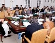 پشاور: وزیر اعلیٰ خیبر پختونخوا پریز خٹک صوبائی دارالحکومت میں ترقیاتی ..