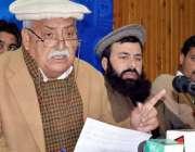 پشاور: پاکستان تحریک انصاف کے ممبر صوبائی اسمبلی ارباب جانداد لوڈ شیڈنگ ..