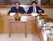 اسلام آباد: سینیٹر شاہی سید سینیٹ کی قائمہ کمیٹی برائے کیبنٹ سیکرٹریٹ ..