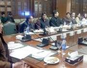 لاہور: لاہور ہائیکورٹ کے سینئر ترین جج جسٹس سید منصور علی شاہ کیس فلو ..