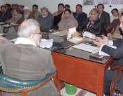 قصور: ڈی سی او سلمان غنی ڈینگی تدارک اور اسکی روک تھام کے حوالے سے منعقدہ ..