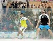 لاہور: ڈی سی او لاہور نیشنل کپ 2016ء کے دوسرے روز کوارٹر فائنل مقابلے ..