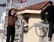 راولپنڈی:سیکیورٹی انتظامات مزید موثر بنانے کے لیے بے نظیر انٹر نیشنل ..