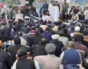 راولپنڈی: پی آئی اے ملازمین بے نظیر انٹر نیشنل ائیر پورٹ کے باہراحتجاج ..