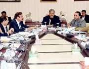 اسلام آباد: وفاقی وزیر برائے امور برائے کشمیر و گلگت بلتستان چوہدری ..