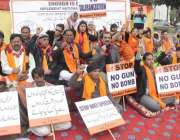 لاہور: رواداری تحریک کے زیر اہتمام انتہا پسندی اور دہشت گردی کے خلاف ..