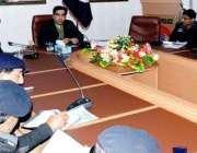 حجرہ شاہ مقیم: ڈسٹرکٹ پولیس آفیسر محمد فیصل رانا ایس ڈی پی اوز اور ایس ..