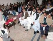 لاہور: تحریک انصاف پنجاب کے سابق آرگنائزر چوہدری محمد سرور پارٹی انتخابات ..