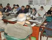 قصور: ایڈیشنل ڈسٹرکٹ کلکٹر محمد شاہد ڈینگی تدارک اور اسکی روک تھام ..
