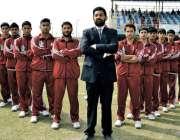 پشاور: خیبر پختونخوا گیمز کے سلسلے میں مردان ڈویژن میں جاری انٹر ڈسٹرکٹ ..