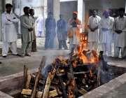 راولپنڈی: پاکستان ہندو و سکھ سوشل ویلفیئر کونسل کے سیکرٹری جنرل رنگی ..