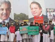 لاہور: عالمی یوم شہری دفاع کے موقع پر آگاہی واک کی جا رہی ہے۔