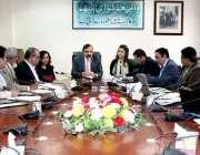 اسلام آباد: وزیر مملکت کیپیٹل ایڈمنسٹریشن اینڈ ڈویلپمنٹ ڈویژن ڈاکٹر ..