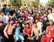 لاہور: گورنمنٹ کالج یونیورسٹی لاہور کی 116ویں سالانہ کھیلوں کے اختتامی ..