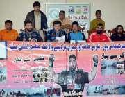 کوئٹہ: حاجی محمد نیازی پہلوان سپورٹس فیسٹیول 2016 میں حصہ نہ لینے کے سلسلہ ..