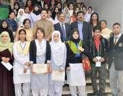 راولپنڈی: گرین ٹاسک فورس کے چیئرمین ڈاکٹر جمال ناصر، ایم پی اے راجہ ..